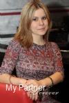 Dating Service to Meet Stunning Belarusian Lady Anastasiya from Grodno, Belarus