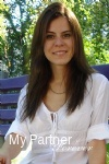 Datingsite to Meet Charming Belarusian Lady Anastasiya from Grodno, Belarus