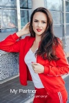 Charming Lady from Ukraine - Olga from Zaporozhye, Ukraine