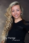 Dating with Beautiful Belarusian Woman Elena from Bobruysk, Belarus