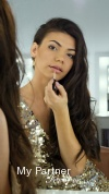 Dating with Pretty Ukrainian Girl Irina from Dniepropetrovsk, Ukraine