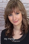 Online Dating with Pretty Belarusian Woman Elena from Minsk, Belarus
