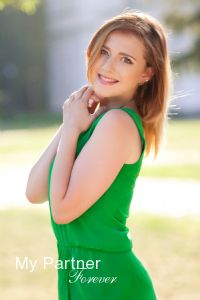 Dating Site to Meet Pretty Ukrainian Woman Inna from Poltava, Ukraine