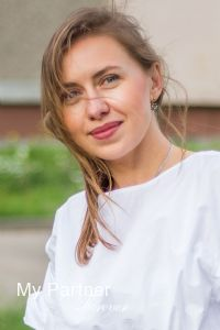 Dating with Beautiful Belarusian Girl Diana from Grodno, Belarus