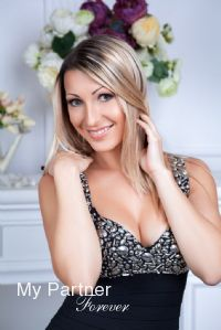 Online Dating with Sexy Ukrainian Woman Yuliya from Vinnitsa, Ukraine