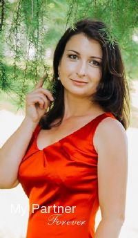 Russian Woman Looking for Marriage - Olga from Samara, Russia