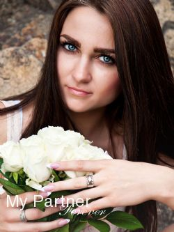 Charming Ukrainian Woman Anna from Zaporozhye, Ukraine
