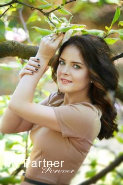 Dating Site to Meet Charming Ukrainian Lady Marina from Kiev, Ukraine