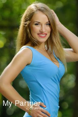 Dating Site to Meet Single Ukrainian Woman Yaroslava from Poltava, Ukraine