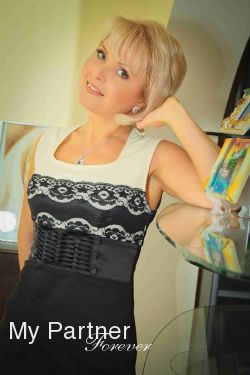 Dating with Beautiful Ukrainian Girl Tatiyana from Poltava, Ukraine