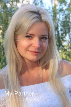 Beautiful Belarusian Lady Zhanna from Minsk, Belarus