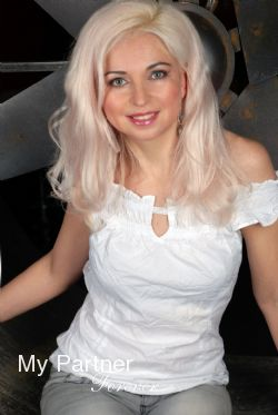 Charming Ukrainian Girl Tatiyana from Kiev, Ukraine
