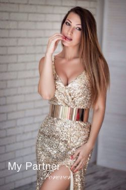 Charming Ukrainian Girl Yuliya from Vinnitsa, Ukraine