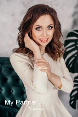 Dating Site to Meet Gorgeous Russian Woman Ilona from Moscow, Russia