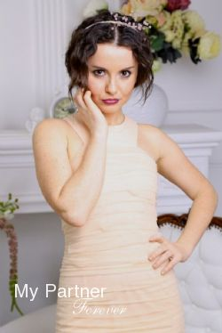 Datingsite to Meet Stunning Ukrainian Lady Nataliya from Vinnitsa, Ukraine