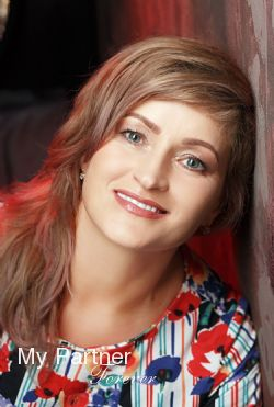Matchmaking Service to Meet Valentina from Grodno, Belarus