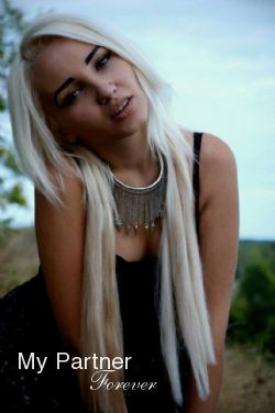 Online Dating with Charming Ukrainian Girl Aleksandra from Vinnitsa, Ukraine