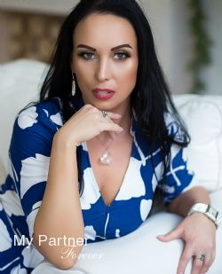Online Dating with Pretty Ukrainian Girl Darya from Kharkov, Ukraine