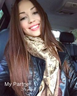 Ukrainian Woman Seeking Marriage - Elizaveta from Kiev, Ukraine