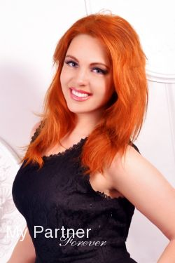 Online Dating with Beautiful Ukrainian Woman Anastasiya from Kharkov, Ukraine