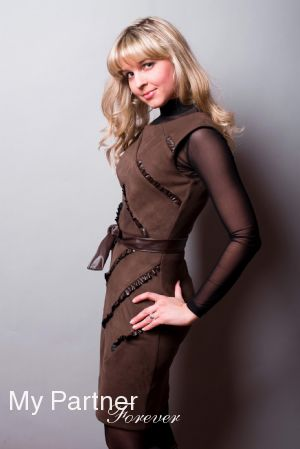 Dating Site to Meet Stunning Belarusian Lady Olga from Brest, Belarus