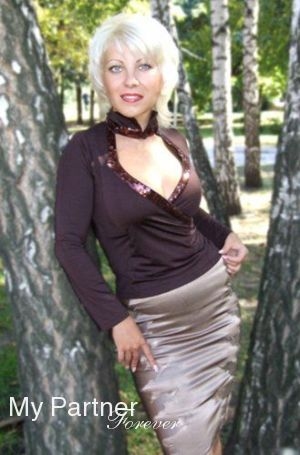 Online Dating with Beautiful Ukrainian Girl Nataliya from Kiev, Ukraine