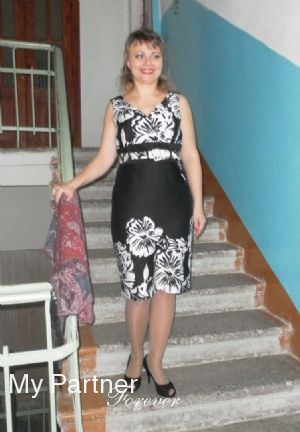 Online Dating with Charming Belarusian Girl Tatiyana from Volkovysk, Belarus