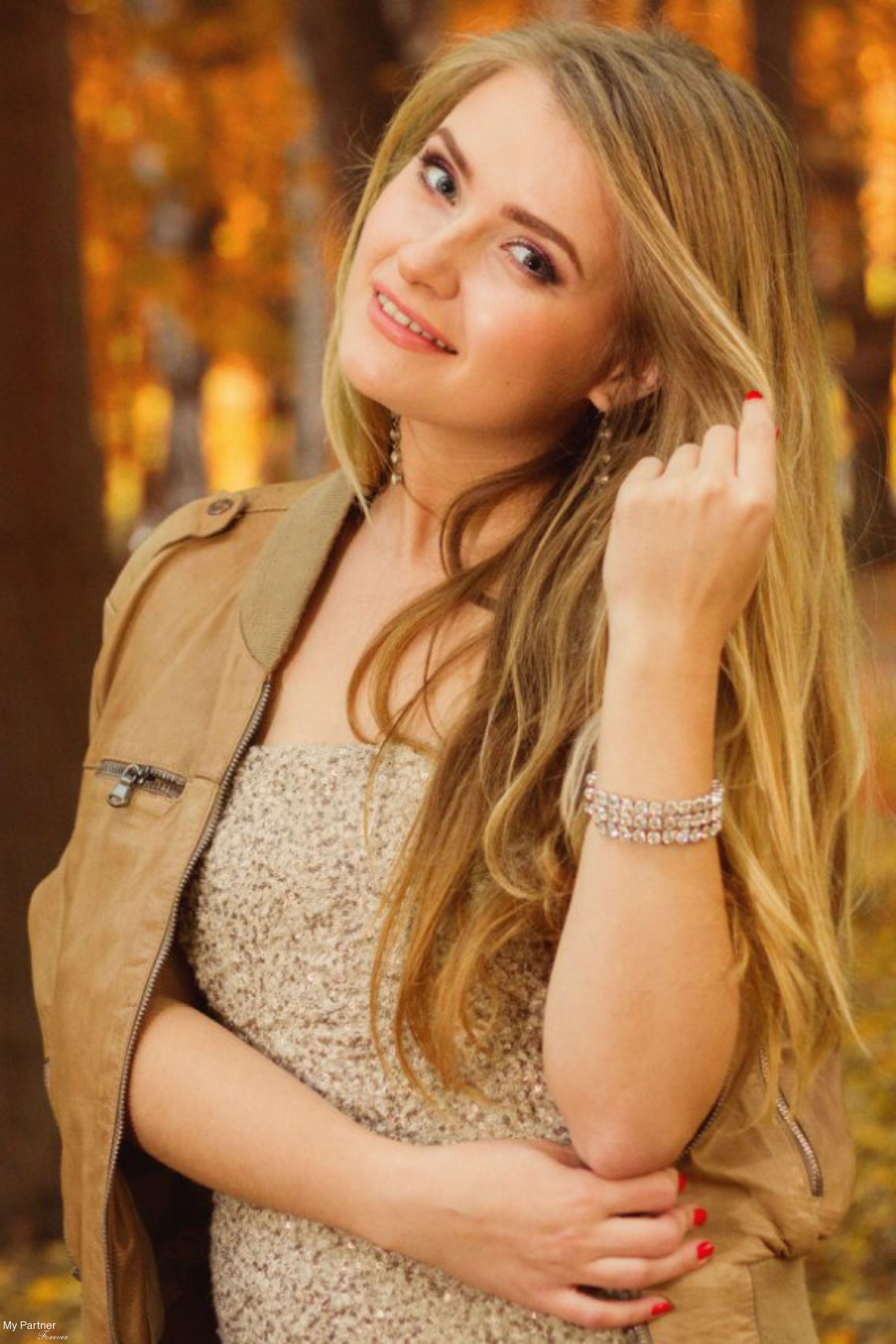 Charming Ukrainian Bride Tatiyana from Vinnitsa, Ukraine