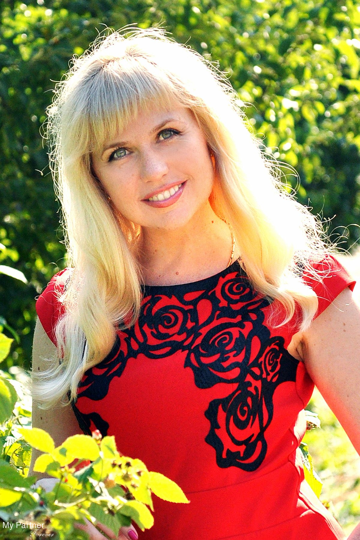 Charming Woman from Ukraine - Tatiyana from Kharkov, Ukraine