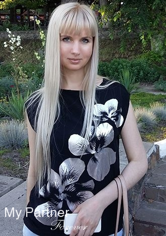 Dating Site to Meet Charming Ukrainian Lady Yana from Mariupol, Ukraine