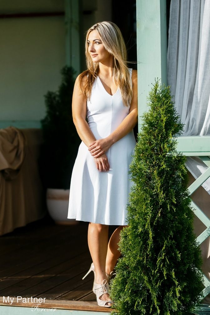 Dating Site to Meet Stunning Belarusian Woman Olga from Grodno, Belarus