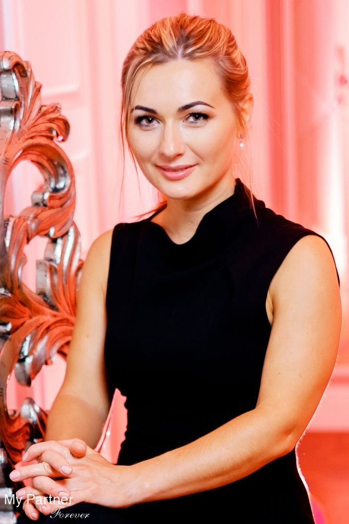 Dating with Belarusian Woman Olga from Grodno, Belarus