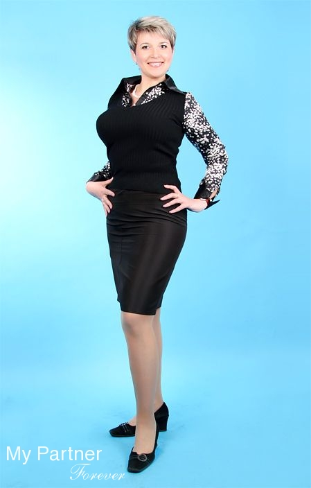 Datingsite to Meet Stunning Ukrainian Girl Olga from Sumy, Ukraine