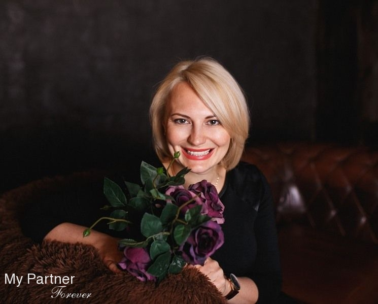International Matchmaking to Meet Ekaterina from Samara, Russia