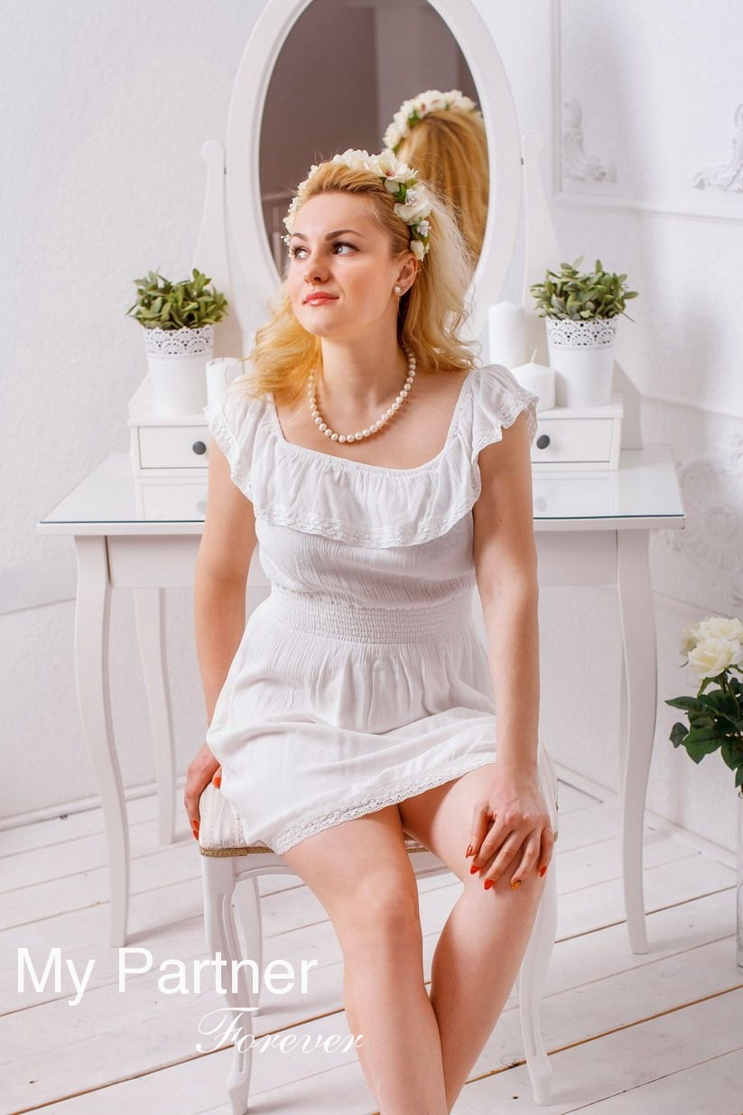 Beautiful Belarusian Bride Olga from Grodno, Belarus