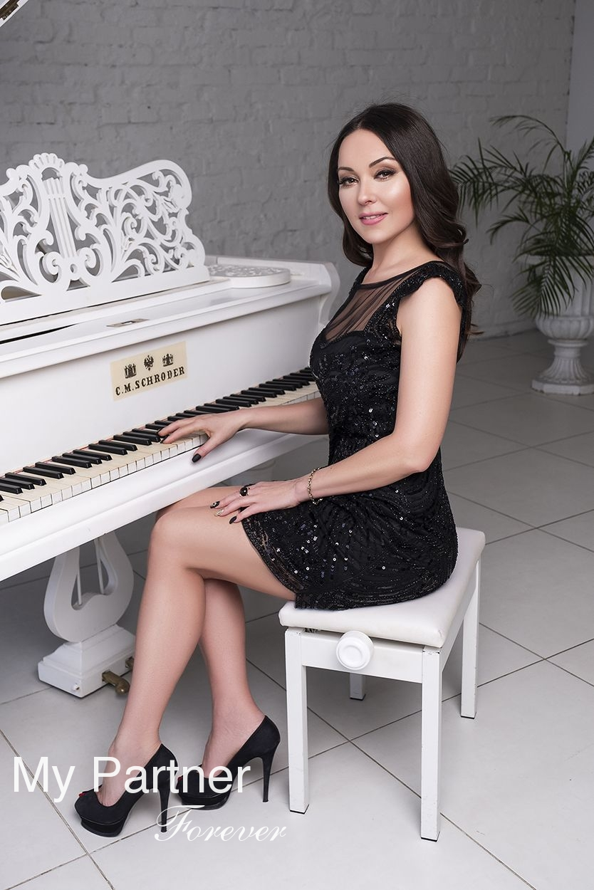Beautiful Bride from Ukraine - Svetlana from Kiev, Ukraine