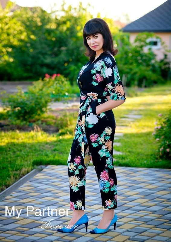 Charming Ukrainian Bride Irina from Zaporozhye, Ukraine
