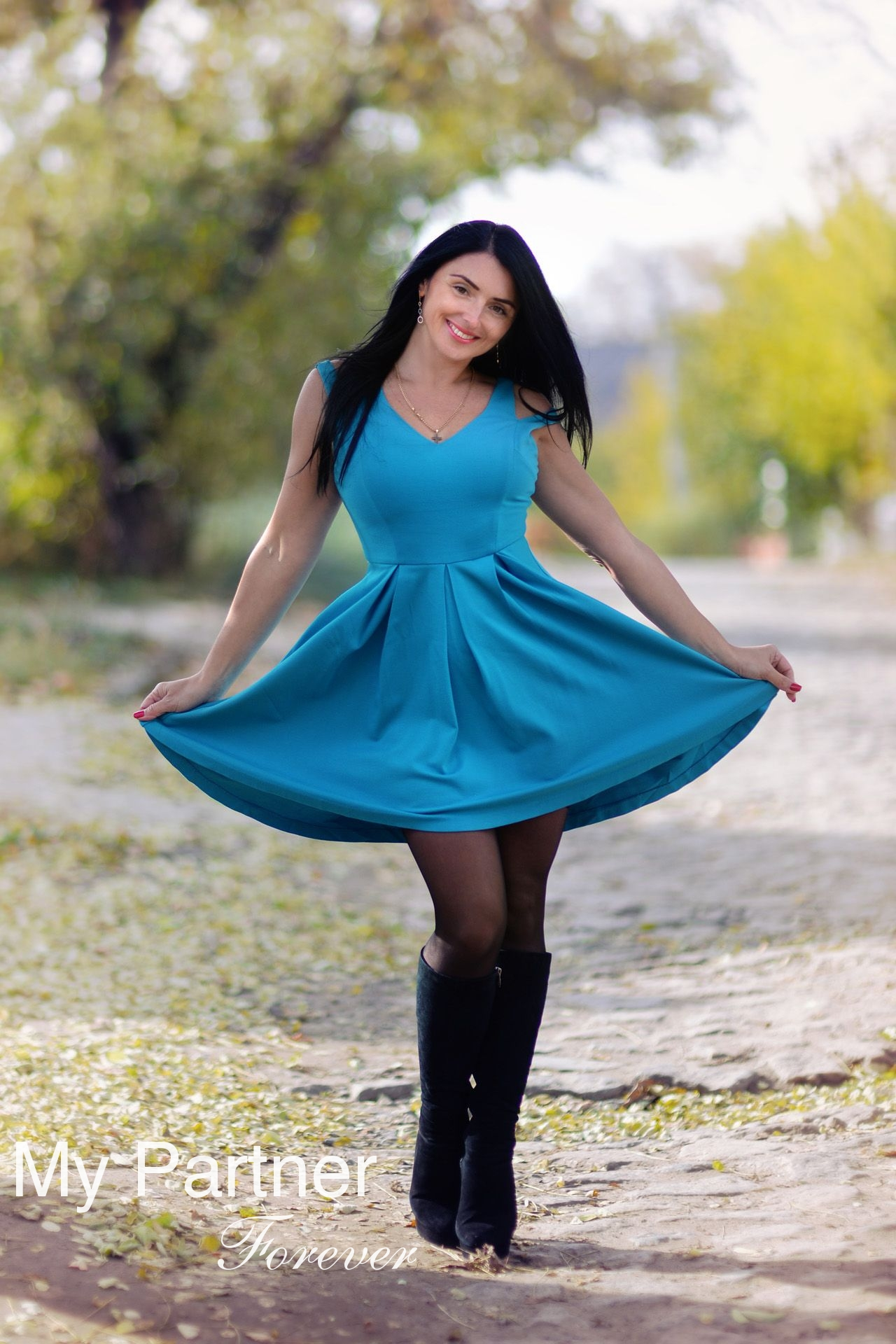 Charming Ukrainian Lady Larisa from Kharkov, Ukraine