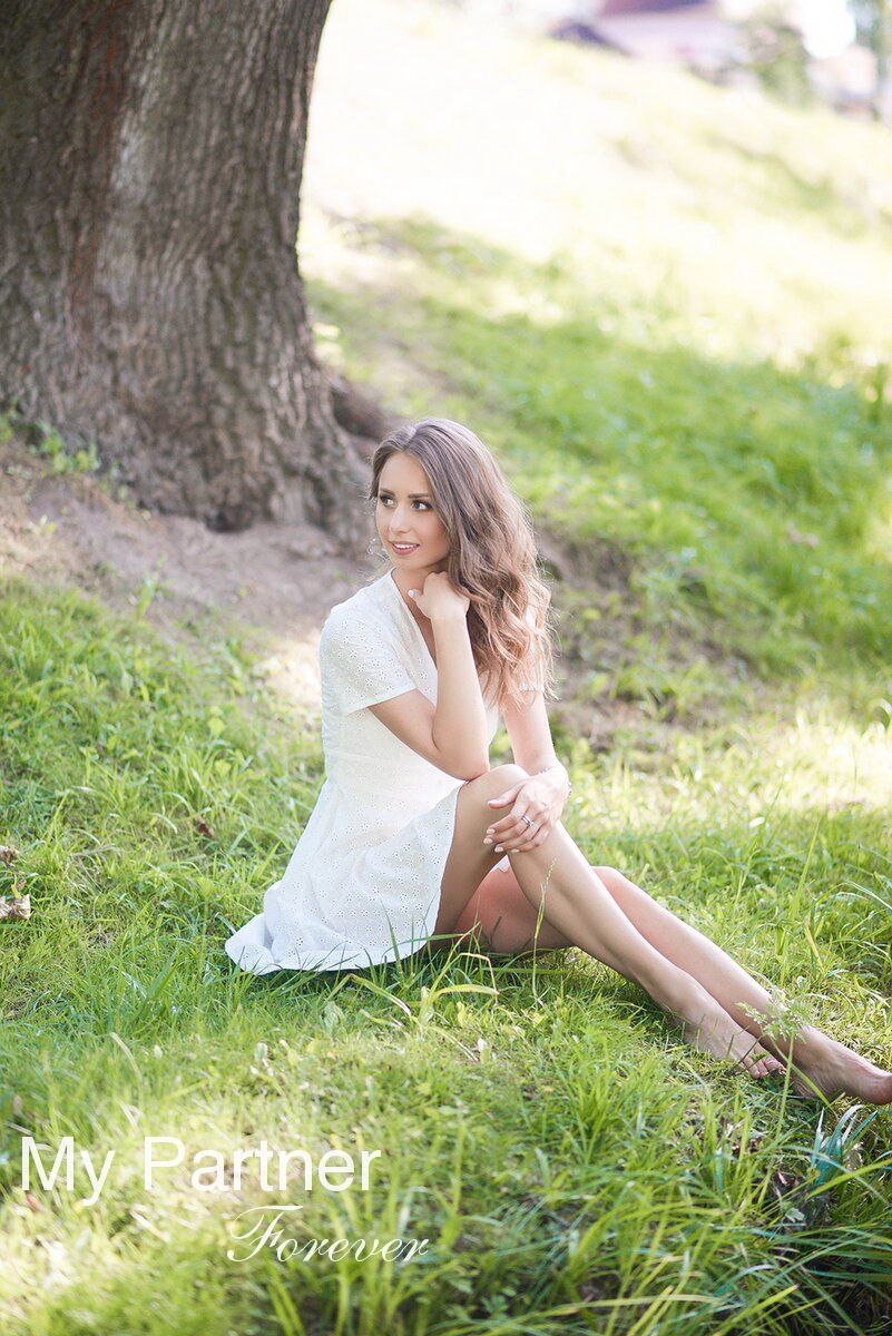 Dating Site to Meet Beautiful Belarusian Lady Darya from Grodno, Belarus