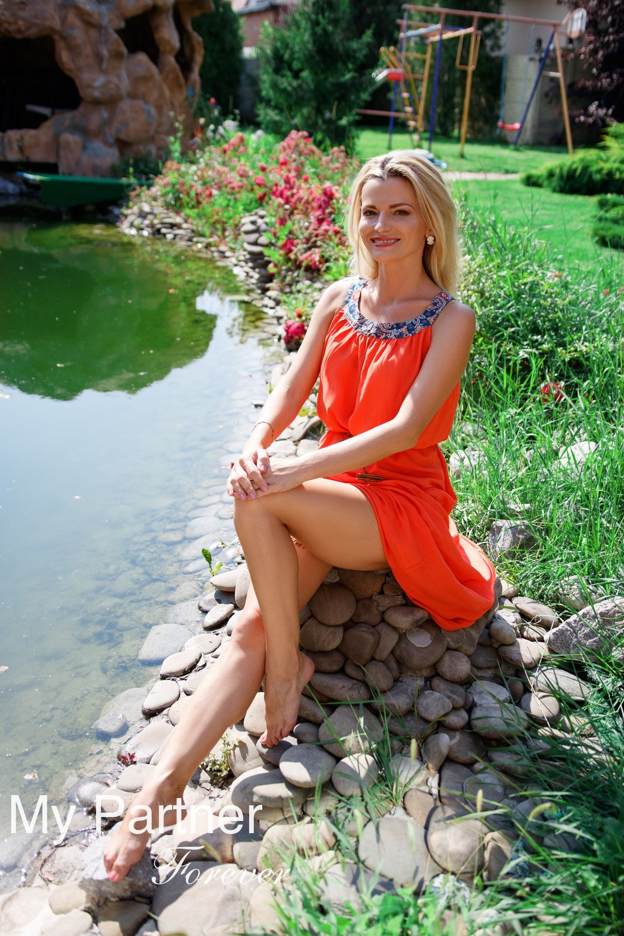 Dating Site to Meet Charming Ukrainian Girl Marina from Kharkov, Ukraine