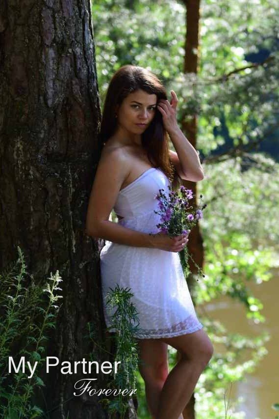 Dating Site to Meet Single Belarusian Woman Elena from Grodno, Belarus