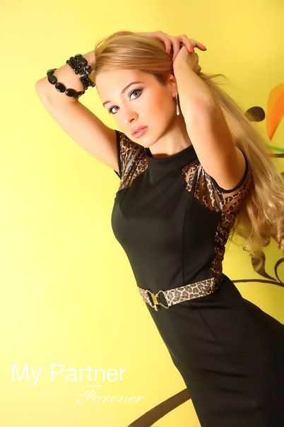 Dating with Beautiful Ukrainian Woman Ekaterina from Vinnitsa, Ukraine