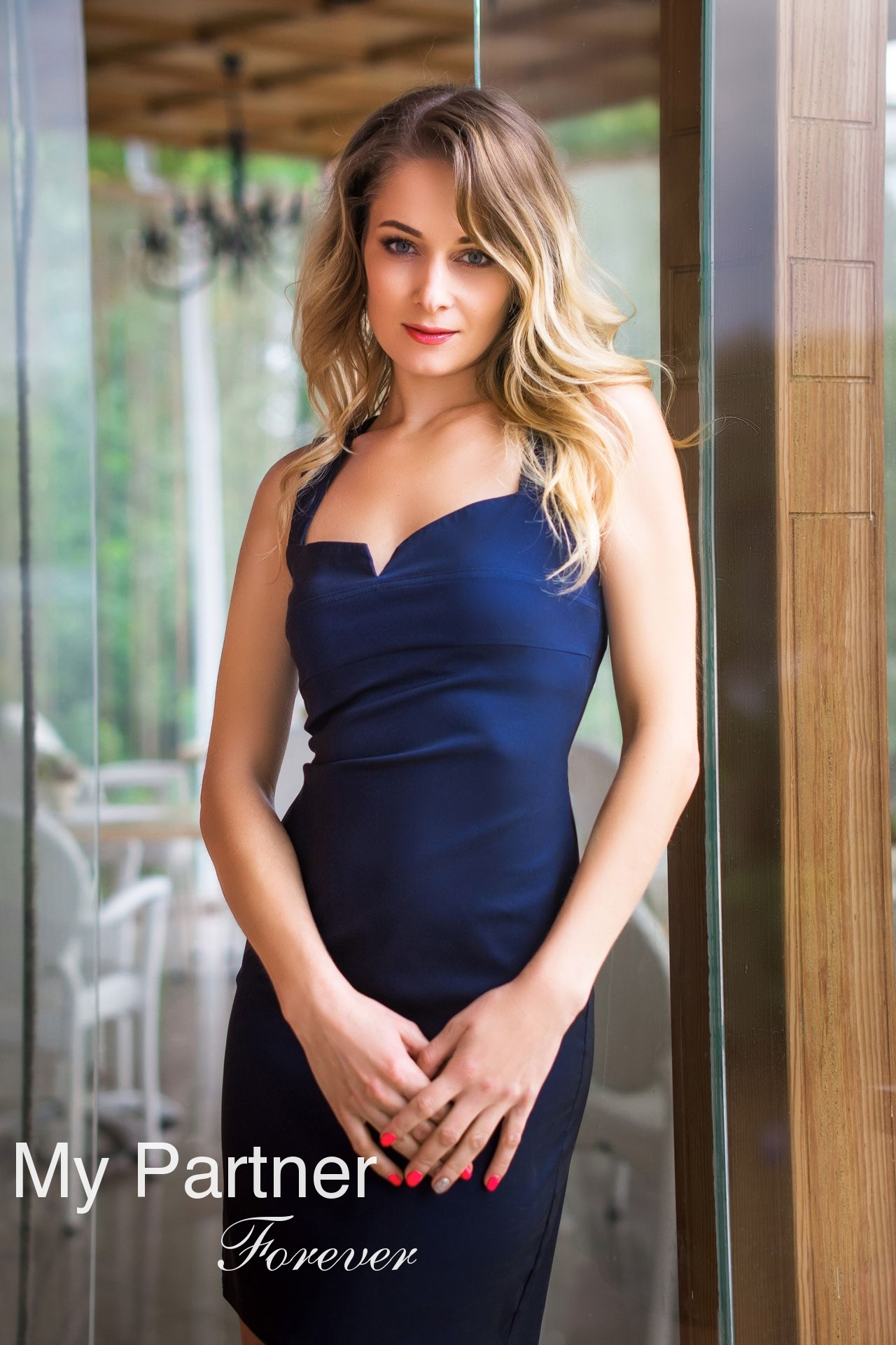 Dating with Charming Ukrainian Girl Elena from Dniepropetrovsk, Ukraine