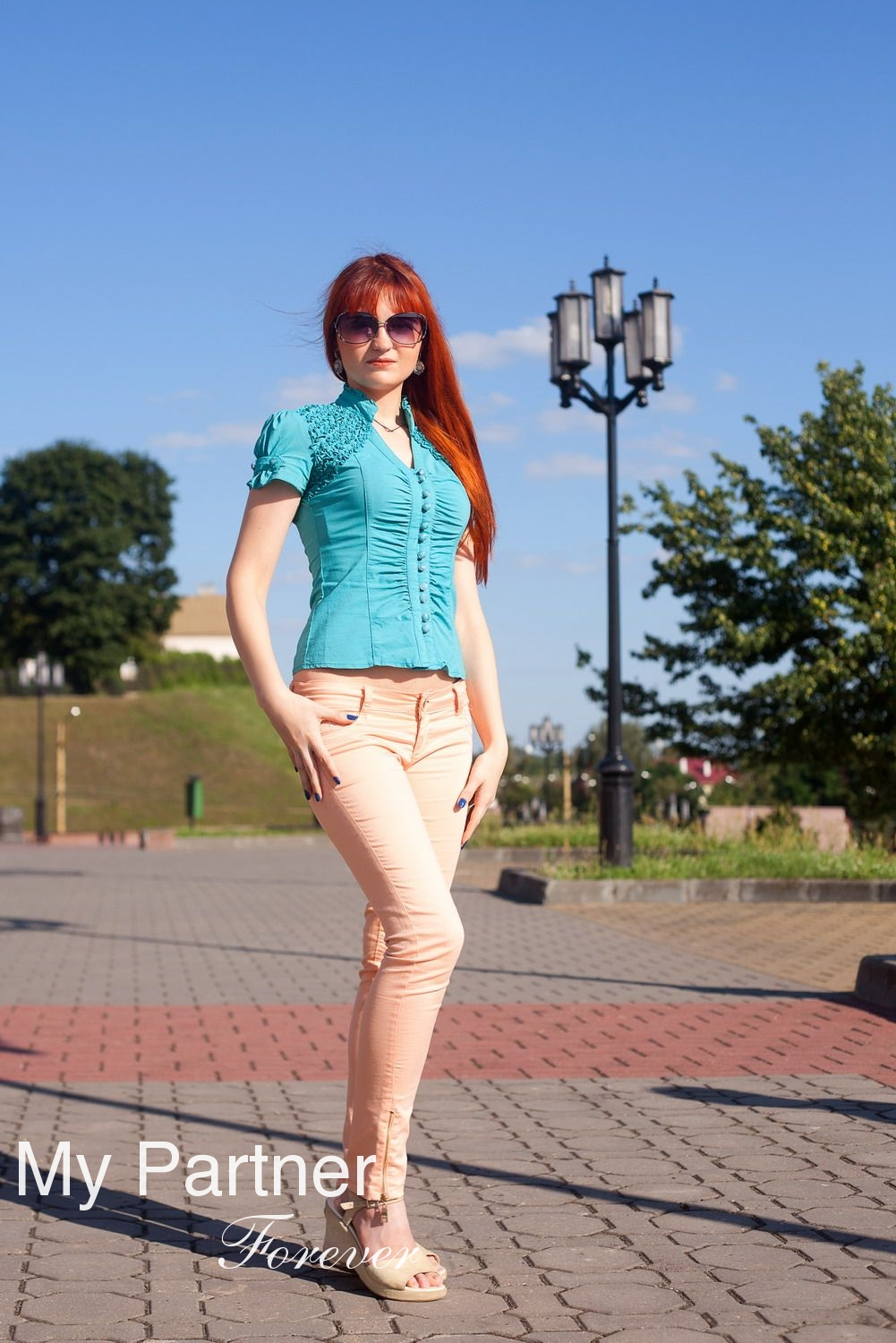 Dating with Stunning Belarusian Girl Kamila from Grodno, Belarus
