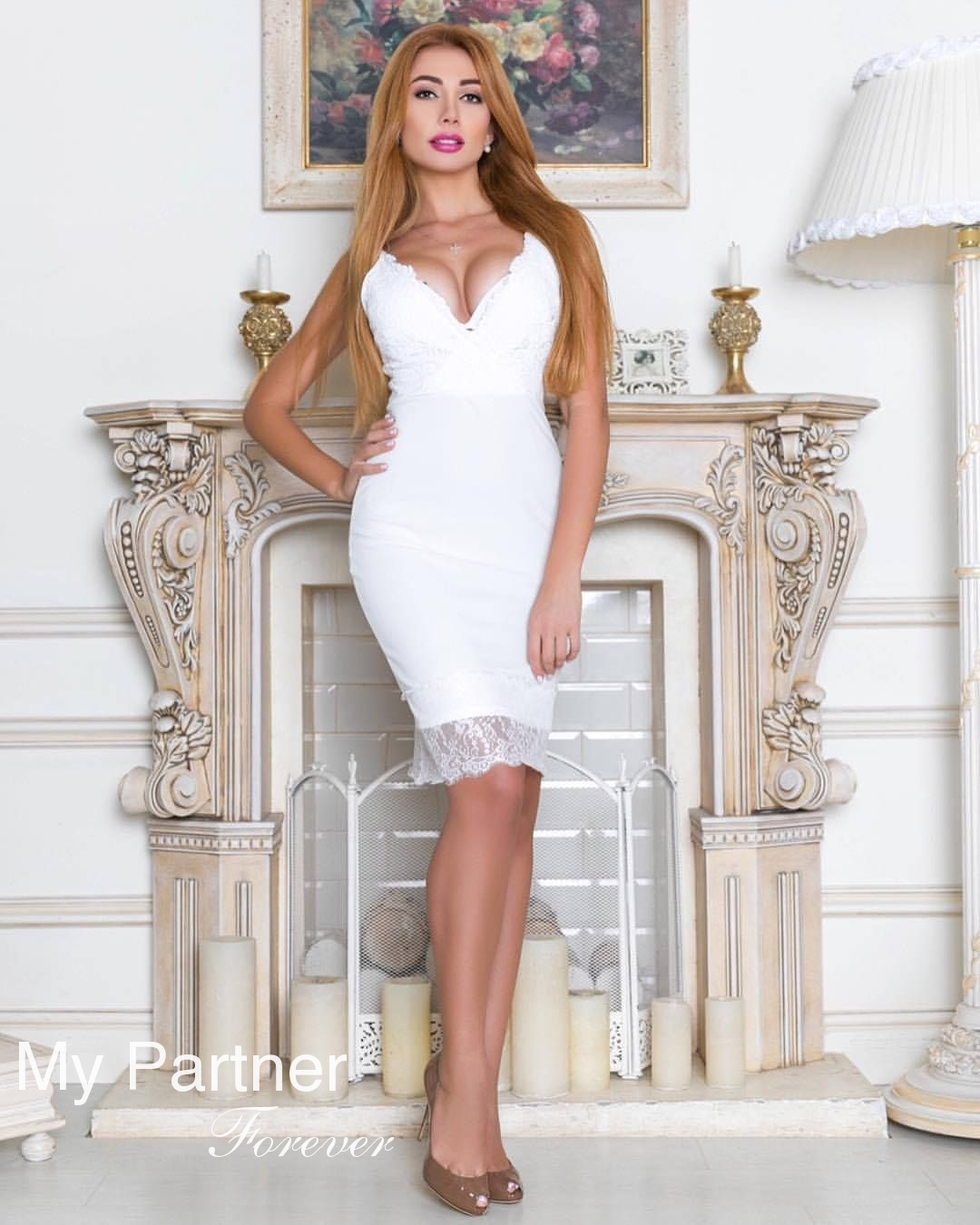 Dating with Stunning Ukrainian Lady Yuliya from Kiev, Ukraine