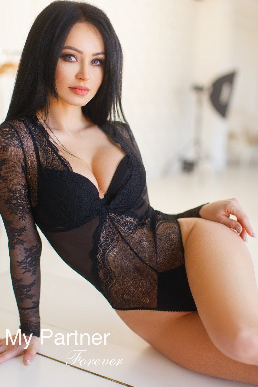 Dating with Ukrainian Lady Anna from Kiev, Ukraine