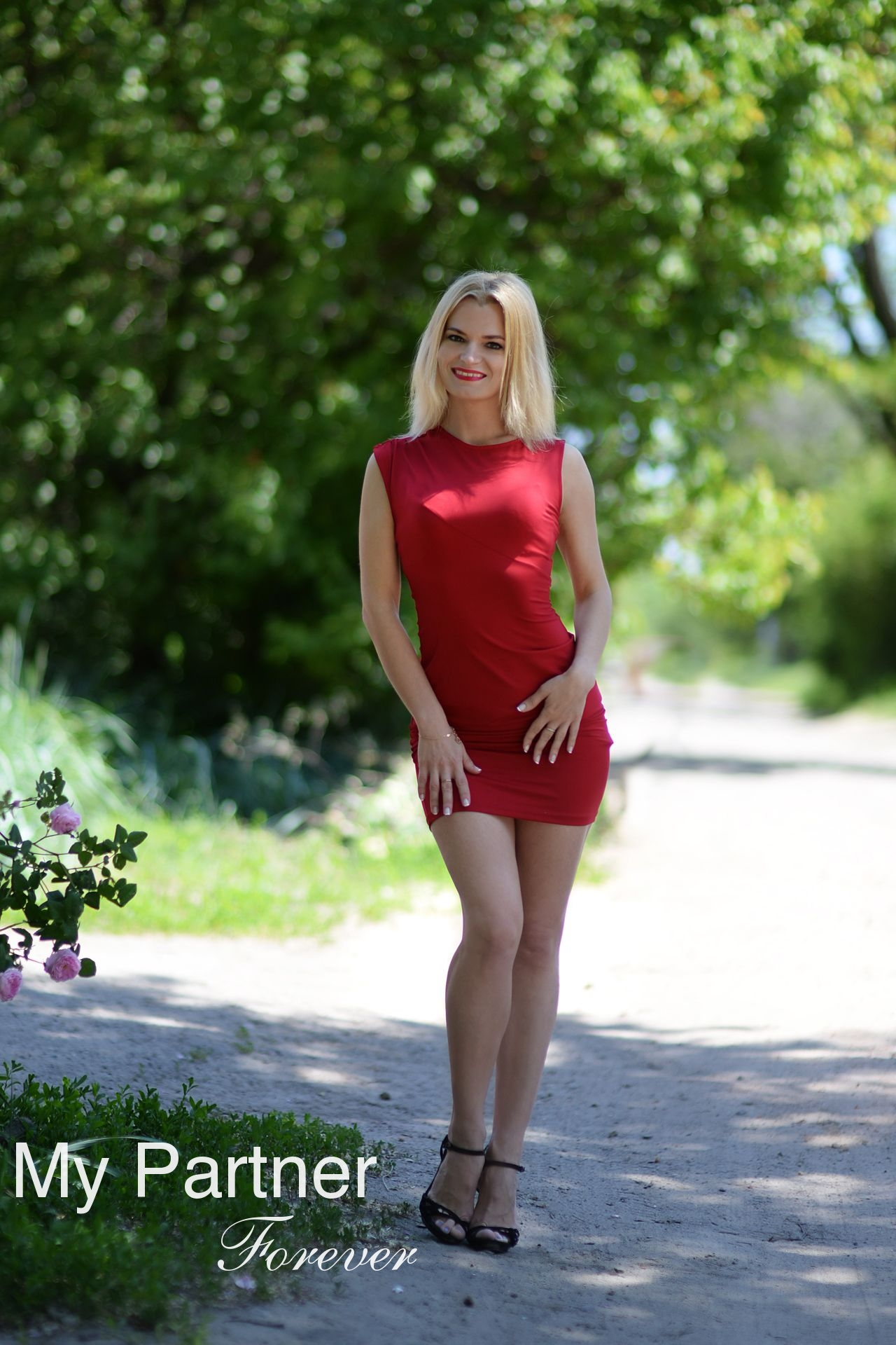Datingsite to Meet Beautiful Ukrainian Girl Marina from Kharkov, Ukraine