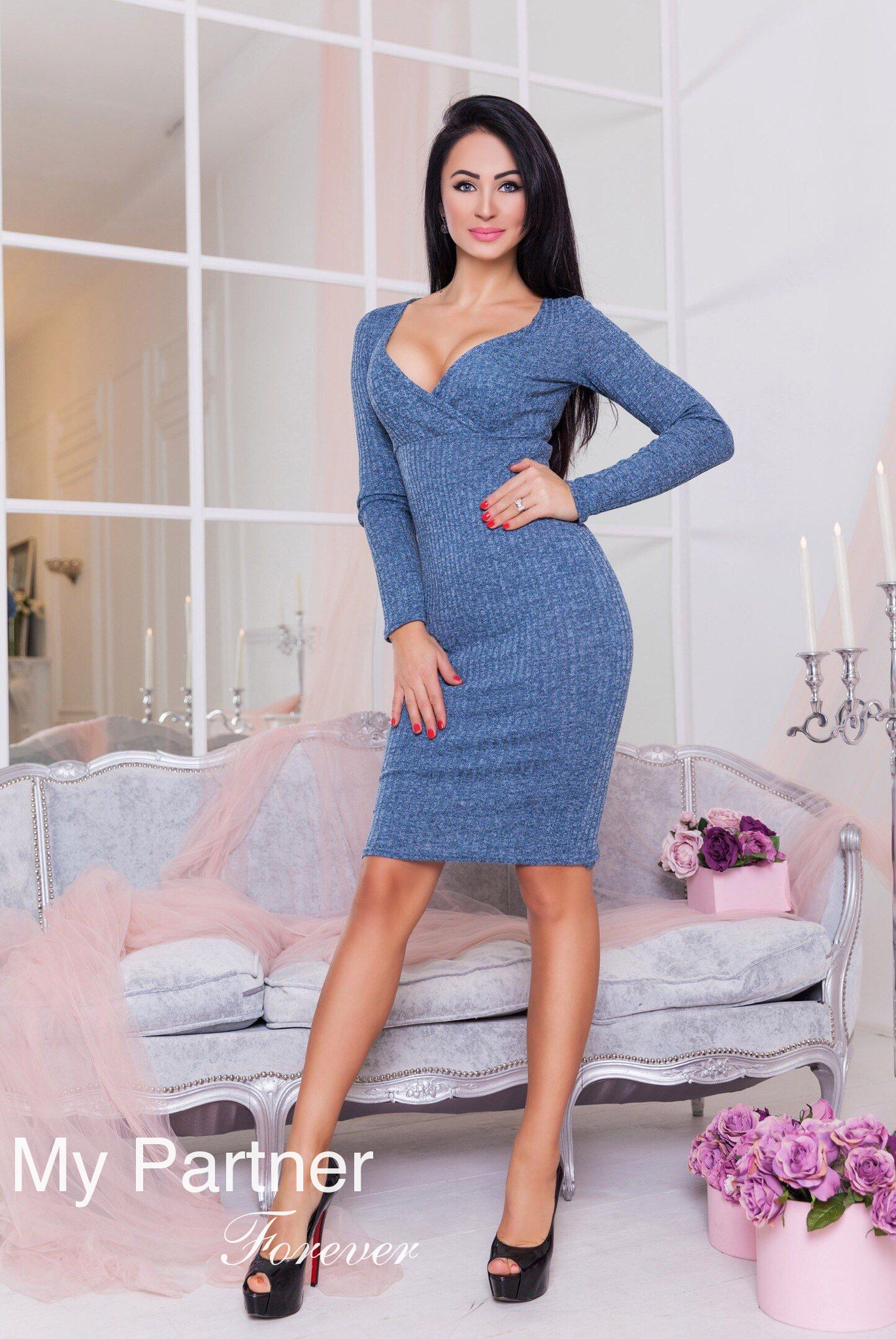 Datingsite to Meet Charming Ukrainian Lady Anna from Kiev, Ukraine