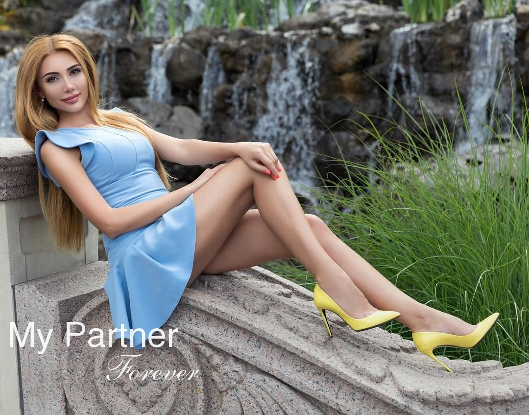 Datingsite to Meet Charming Ukrainian Lady Yuliya from Kiev, Ukraine