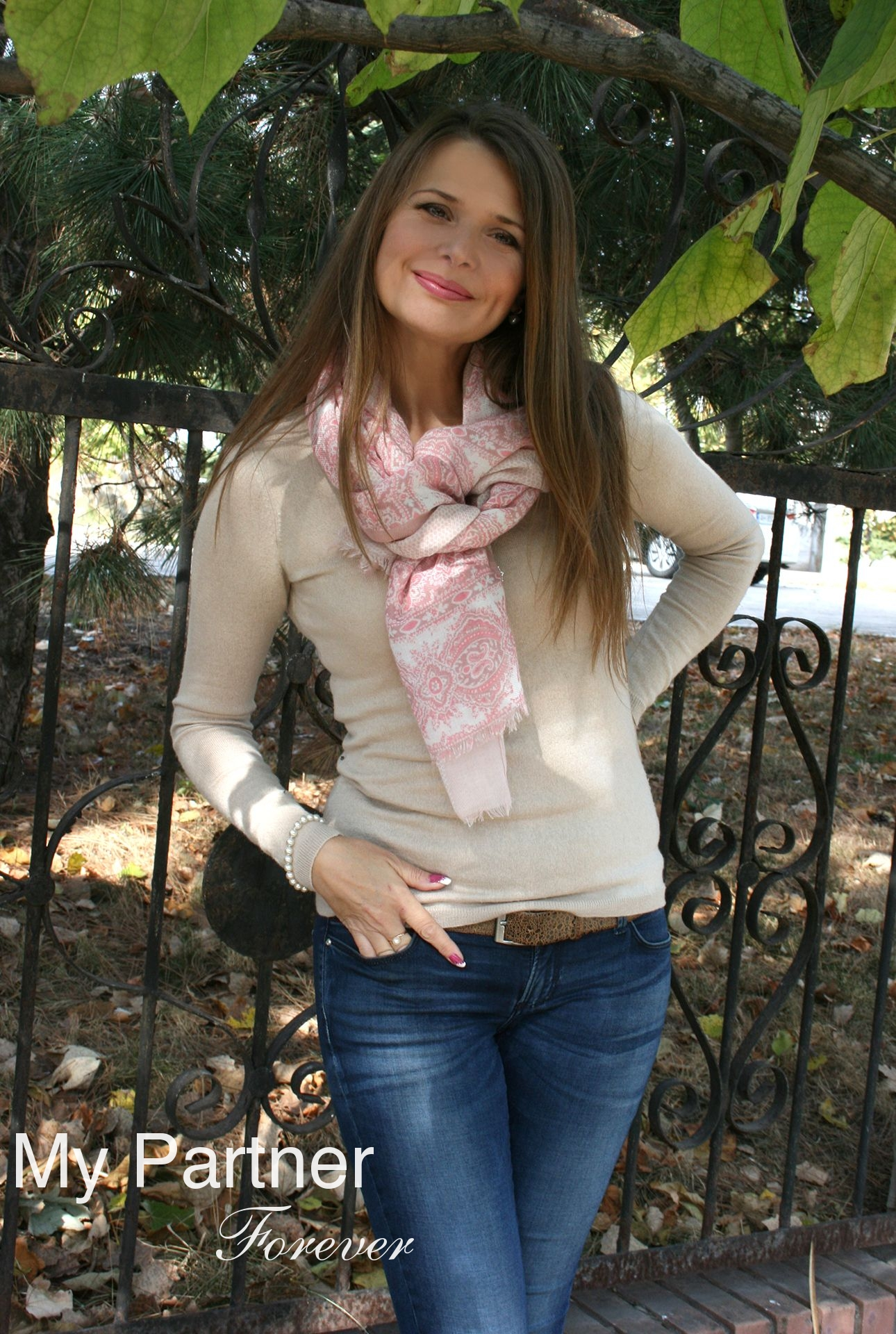Datingsite to Meet Gorgeous Ukrainian Woman Lilya from Mariupol, Ukraine